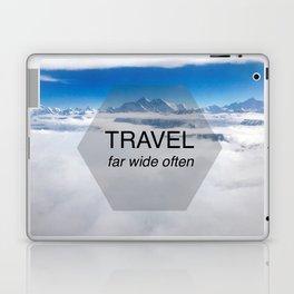 Himala-YEAH! (Travel far quote) Laptop & iPad Skin
