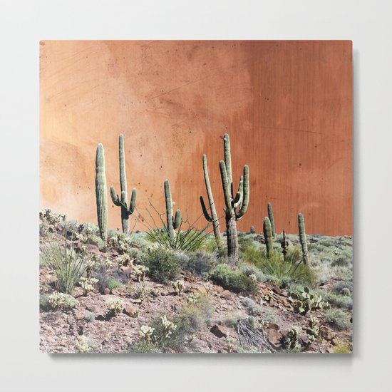 Rustic #society6 #decor #buyart Metal Print