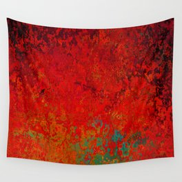 Figuratively Speaking, Abstract Art Wall Tapestry