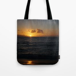 Goodnight, Sun Tote Bag