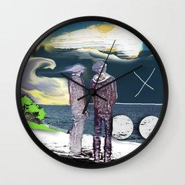 Spot Wall Clock