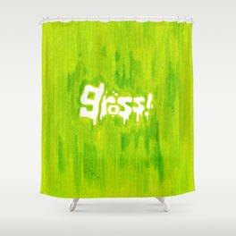 Gross! Shower Curtain
