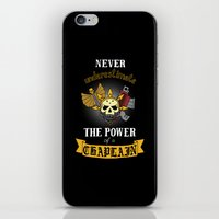 warhammer iPhone & iPod Skins featuring Chaplain, Warhammer 40K by ZsaMo Design