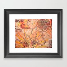 Petals for Arms  Framed Art Print