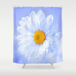 Daisy in the sky Shower Curtain