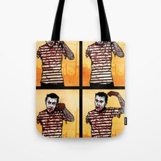 The Zombie Mime! Tote Bag