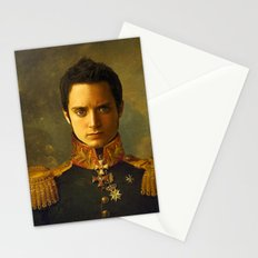 Elijah Wood - replaceface Stationery Cards