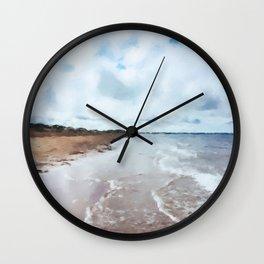Dalvay Beach Wall Clock
