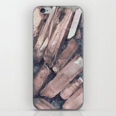 Pink Crystals iPhone & iPod Skin