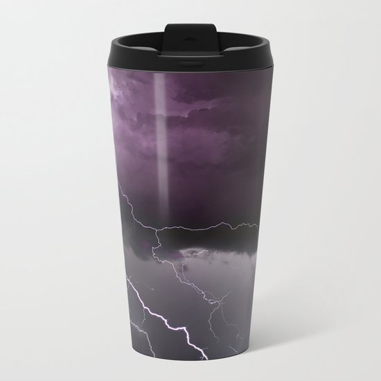 thunderlight Metal Travel Mug