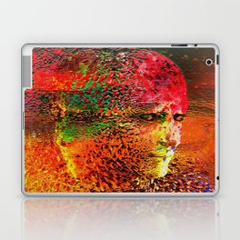 """ The beauty is the magnificence of the divine face. "" Laptop & iPad Skin"
