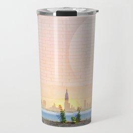 Greenpoint Sunset Travel Mug