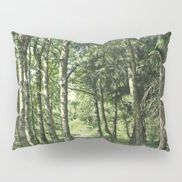 walk in the bog Pillow Sham