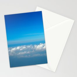 Beautiful sky Stationery Cards