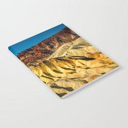 Golden Peak Notebook