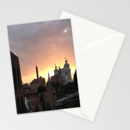 Flying about Stationery Cards