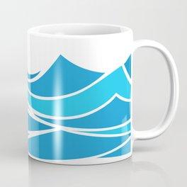 Energy Sea II Coffee Mug