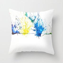 My Schizophrenia (5) Throw Pillow