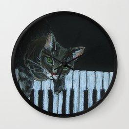 Catgang Meowzart Wall Clock