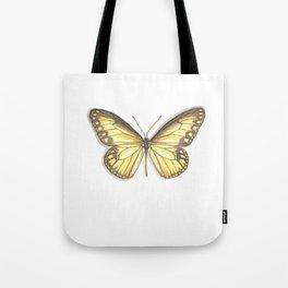 Butterflies: Ideopsis Tote Bag