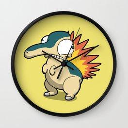 Pokémon - Number 155 Wall Clock