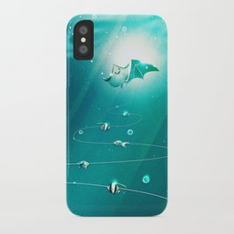 My Best Friend iPhone Case