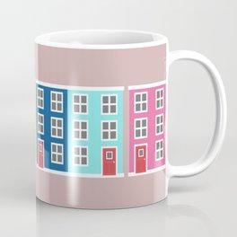 Jellybean Row Coffee Mug