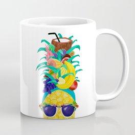 Chiquita Pineapple Coffee Mug