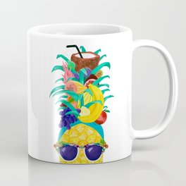Chiquita Pineapple Coffee Mug