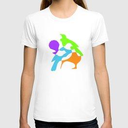 Four Natives T-shirt