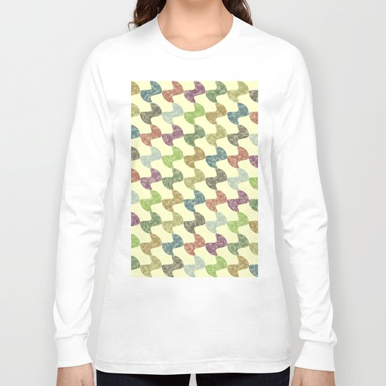 Pattern #27 Long Sleeve T-shirt