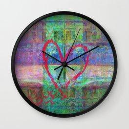 For when the segmentation resounds, abundantly. 14 Wall Clock