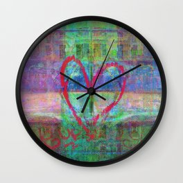 For when the segmentation resounds, abundantly. 14 Wall Clock