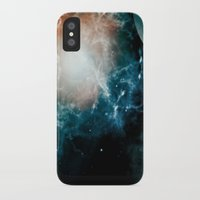 universe iPhone & iPod Cases featuring Universe by nicky2342