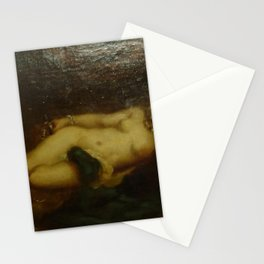 Eugne Delacroix - Odalisque Stationery Cards