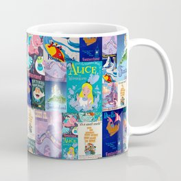 Fantasyland Vintage Attraction Posters Coffee Mug