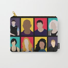 Sense8 Colors Carry-All Pouch