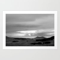 colorado Art Prints featuring Colorado by T. Peters