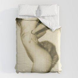 Bad Kitty Comforters