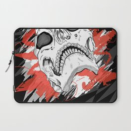 The Skull Laptop Sleeve