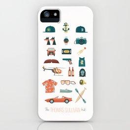 The Thomas Sullivan Kit iPhone Case