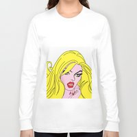 comics Long Sleeve T-shirts featuring comics  by mark ashkenazi