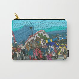 Midway Magic - The Calgary Stampede Carry-All Pouch