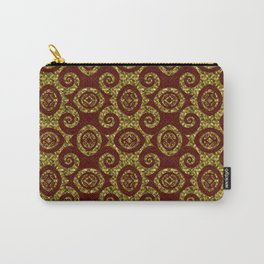 Luxurious Spirales Carry-All Pouch