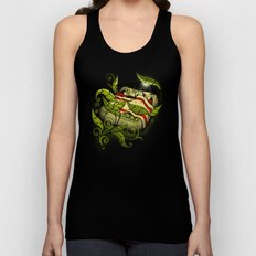Bed Bugs Unisex Tank Top