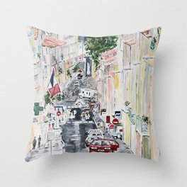 Sète Throw Pillow
