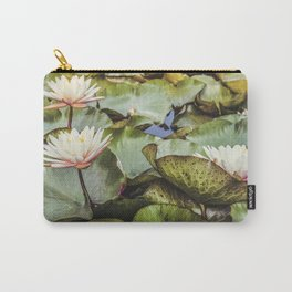Water Lilies   Landscape   Christmas Carry-All Pouch