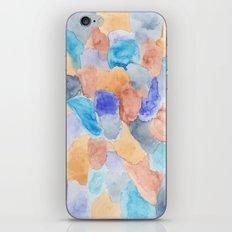 Seaglass Mosaic iPhone & iPod Skin