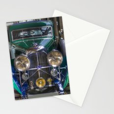 Old grill Stationery Cards