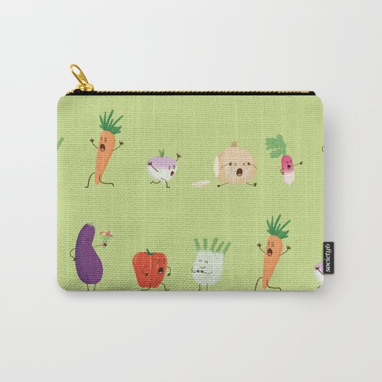 Veggie Panic Carry-All Pouch